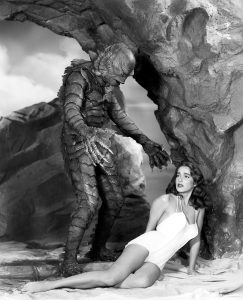 Julie Adams The Creature From The Black Lagoon 1954 Universal monster movie