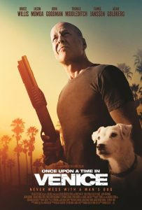 Once Upon A Time Venice movie poster Bruce Willis