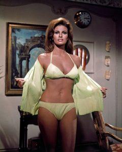 Raquel Welch Fathom 1967 bikini