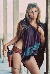 Raquel Welch Hannie Caulder 1971