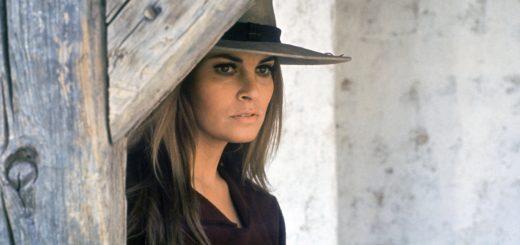Raquel Welch Hannie Caulder 1971 revenge western