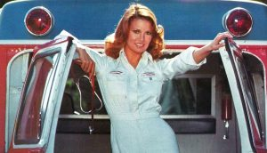 Raquel Welch Mother Juggs Speed 1975 ambulance