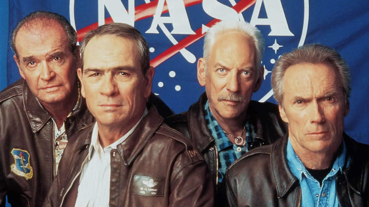 Image result for space cowboys 2000