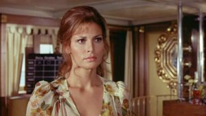The Last of Sheila 1973 Raquel Welch