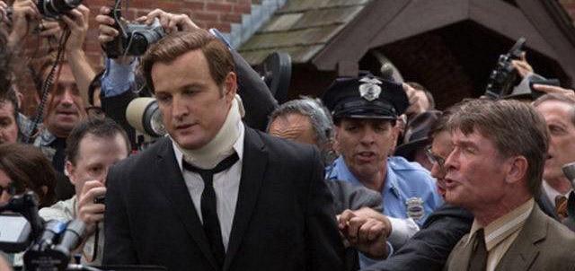 Chappaquiddick 2017 Jason Clarke as Ted Kennedy