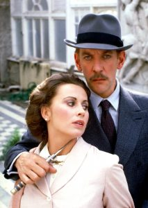 Donald Sutherland Kate Nelligan Eye of the Needle 1981