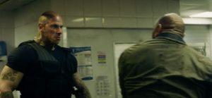 Final Score 2018 action movie kitchen fight scene