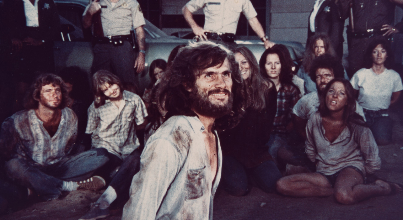 Helter Skelter 1976 television movie Steve Railsback as Charles Manson