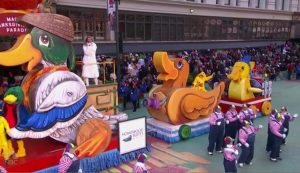 Leona Lewis Macys Thanksgiving Parade NBC singing