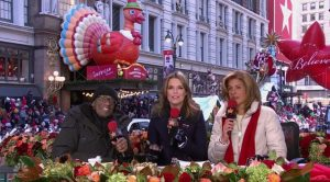 NBC Macys Thanksgiving Parade Santa Claus 2018