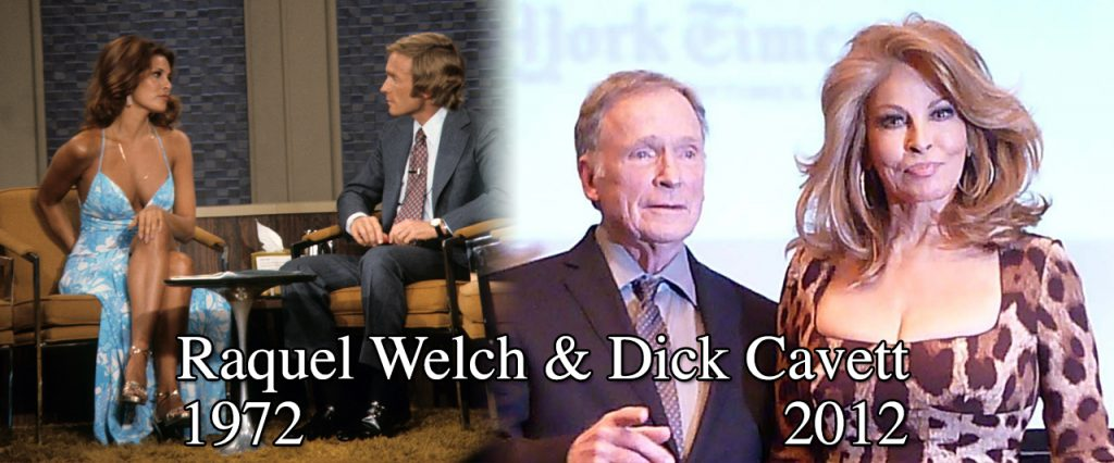Raquel Welch Dick Cavett 1972 2012 interview