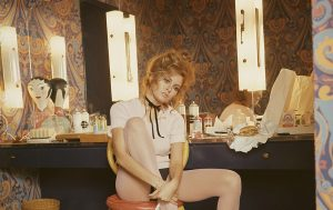 Raquel Welch Dressing Room