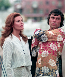 Raquel Welch Ian McShane The Last of Sheila 1973