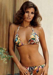 Raquel Welch Last Sheila 1973 bikini body