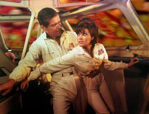 Raquel Welch Stephen Boyd Fantastic Voyage 1966