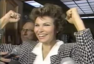 Raquel Welch lawsuit win MGM court 1986