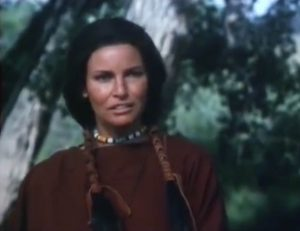 Raquel Welch tv movie 1982 Legend Walks Far Woman Indian
