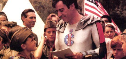 Return of Captain Invincible 1983 Alan Arkin superhero spoof parody
