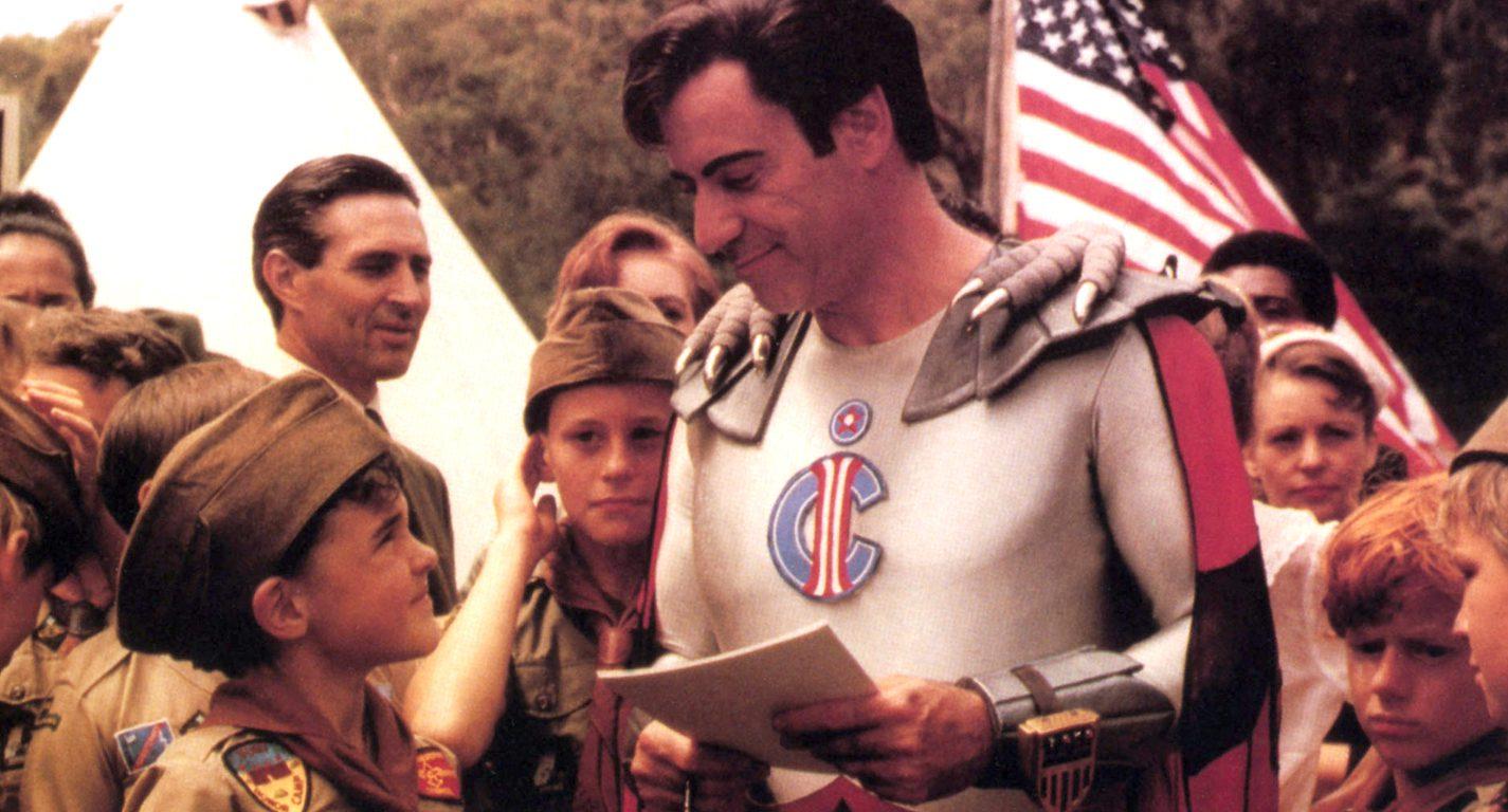Superhero Films – The Return of Captain Invincible (1983)