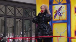 Rita Ora lip sync mishap Macys Thanksgiving Parade 2018