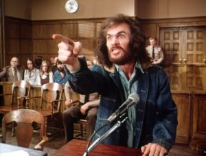 Steve Railsback Charles Manson Helter Skelter 1976 trial scene