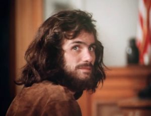 Steve Railsback as Charles Manson Helter Skelter 1976