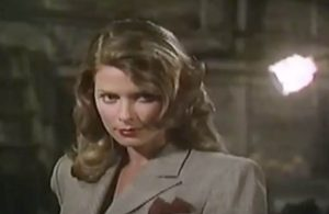 Kathryn Harrold as Lauren Bacall Bogie 1980 tv movie