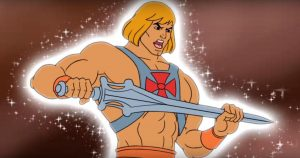 Power of Grayskull 2017 documentary He-Man Masters of the Universe toy tv show movie