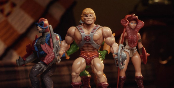 Power of Grayskull documentary He-Man Masters of Universe 2017 toyline