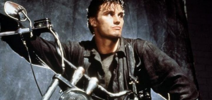 Dolph Lundgren as The Punisher 1989 movie