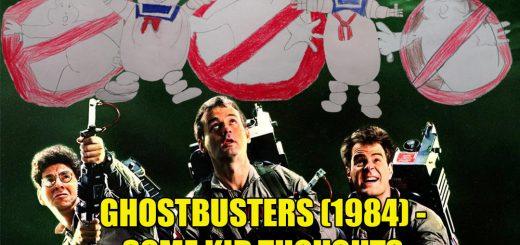 Ghostbusters 1984 Kid Review HaphazardStuff