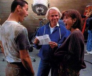 Keanu Reeves Jan De Bont Sandra Bullock Speed 1994