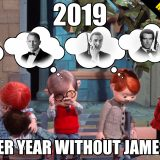 2019 Year No James Bond