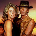 Crocodile Dundee 1986 comedy Paul Hogan Linda Kozlowski