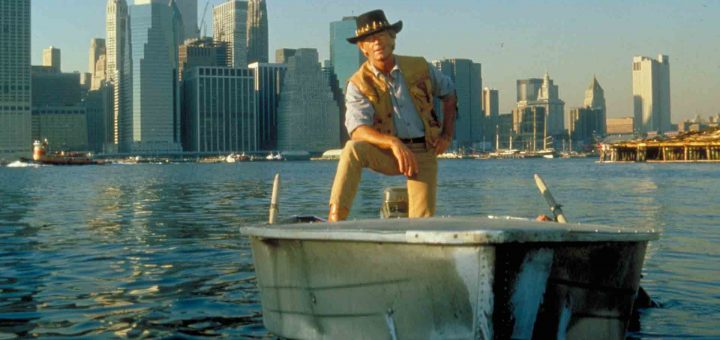 Crocodile Dundee 2 1988 Paul Hogan