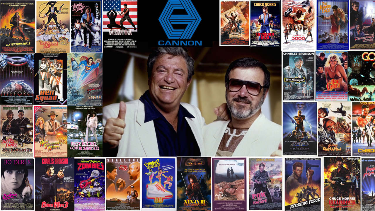 Electric Boogaloo Cannon Films documentary 2014