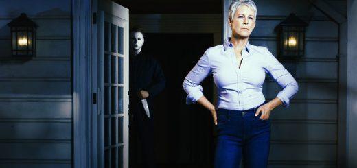 Halloween 2018 Jamie Lee Curtis Michael Myers Laurie Strode