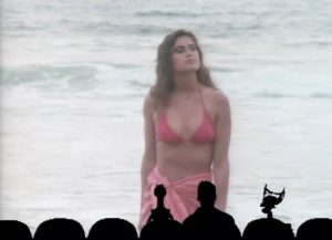 Alien From LA 1986 movie Kathy Ireland MST3K episode glasses