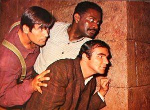 Burt Reynolds Clint Walker Ossie Davis Sam Whiskey 1969 western