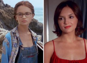 Rachel Leigh Cook Shes All That 1999 movie makeover