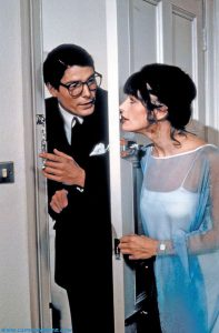 Superman 1978 Christopher Reeve Margot Kidder Clark Kent Lois Lane