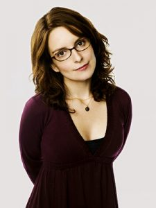 Tina Fey glassess cute sexy