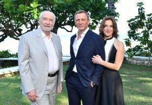 Bond 25 Daniel Craig Barbara Broccoli Michael G Wilson live reveal Jamaica