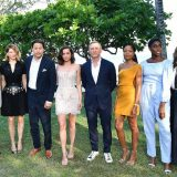 Bond 25 Live Reveal Cast Jamaica