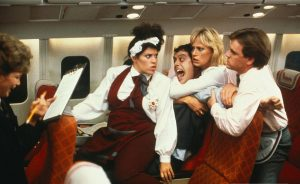 Stewardess School 1986 comedy airplane