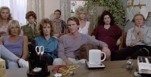 Stewardess School 1986 raunchy lowbrow comedy cast