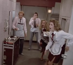 Stewardess School comedy 1986 lowbrow silly sex