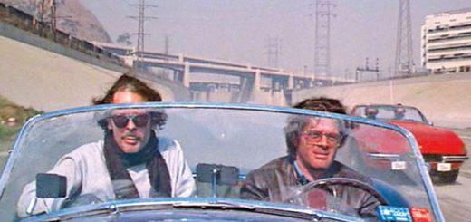 Gumball Rally 1976 car race comedy Michael Sarrazin