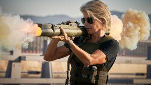 Linda Hamilton Terminator Dark Fate Sarah Connor