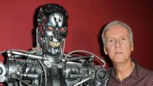 Terminator Dark Fate James Cameron